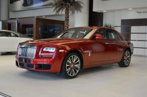 Rolls-Royce Ghost 2018 года