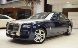 Rolls-Royce Ghost Provenance 2018 года