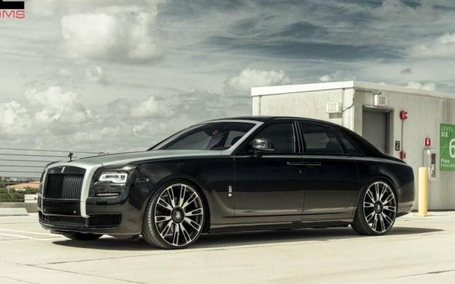 Rolls-Royce Ghost by MC Customs