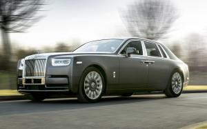 Rolls-Royce Phantom The Gentleman's Tourer 2018 года