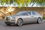 Rolls-Royce Phantom on Forgiato Wheels (TEC 3.1-R) 2018 года