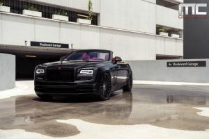 2018 Rolls-Royce Wraith Black by MC Customs