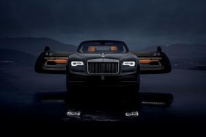 Rolls-Royce Wraith Luminary Collection 2018 года