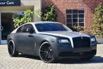Rolls-Royce Wraith on Forgiato Wheels (F2.15-M) 2018 года