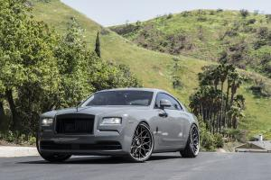 2018 Rolls-Royce Wraith on Forgiato Wheels (TEC 3.3)
