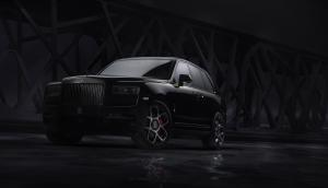 2019 Rolls-Royce Cullinan Black Badge