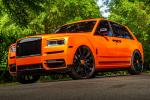 Rolls-Royce Cullinan by Dreamworks Motorsports on Forgiato Wheels (Lavorato-M) 2019 года