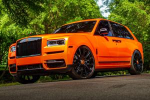 2019 Rolls-Royce Cullinan by Dreamworks Motorsports on Forgiato Wheels (Lavorato-M)