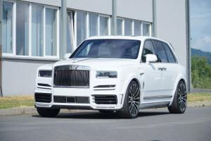 Rolls-Royce Cullinan by Mansory 2019 года