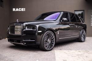 2019 Rolls-Royce Cullinan by RACE! on Forgiato Wheels (RDB-ECL)