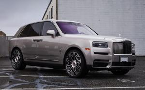 Rolls-Royce Cullinan by SR Auto Group on PUR Wheels (RS37.V2) 2019 года