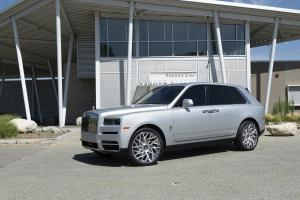 Rolls-Royce Cullinan on Forgiato Wheels (Blocco-ECL) 2019 года
