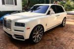 Rolls-Royce Cullinan on Forgiato Wheels (Formato-ECL) 2019 года