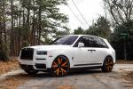 Rolls-Royce Cullinan on Forgiato Wheels (Vlone-ECL) 2019 года