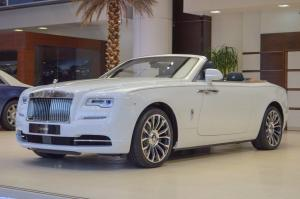 Rolls-Royce Dawn 2019 года