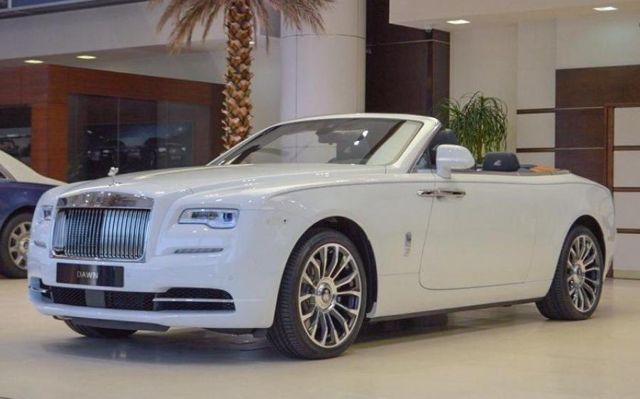 Rolls-Royce Dawn '2019
