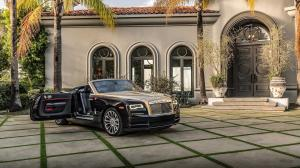 2019 Rolls-Royce Dawn The Year Of The Pig Special Edition
