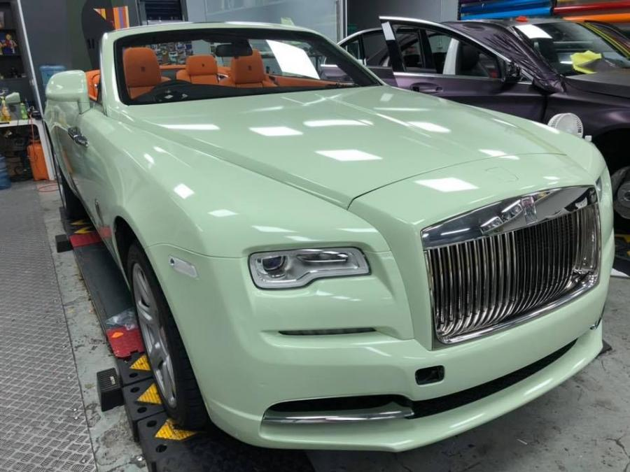 Rolls-Royce Dawn by Impressive Wrap (JP) '2019