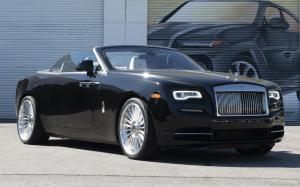 2019 Rolls-Royce Dawn on Forgiato Wheels (TEC 3.1)