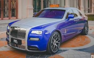 Rolls-Royce Ghost FIST by Mansory (CN) '2019