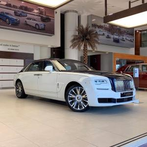 2019 Rolls-Royce Ghost Provenance Private Jet Collection