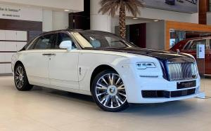 Rolls-Royce Ghost Provenance Private Jet Collection '2019
