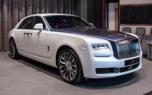 Rolls-Royce Ghost Zenith Collection '2019
