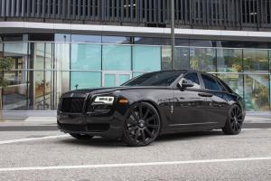 2019 Rolls-Royce Ghost by Creative Designs on Forgiato Wheels (Concavo-M)