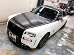 Rolls-Royce Ghost by Mansory & Impressive Wrap 2019 года