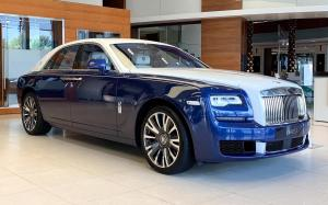 Rolls-Royce Ghost Inspired by Islamic Art '2019