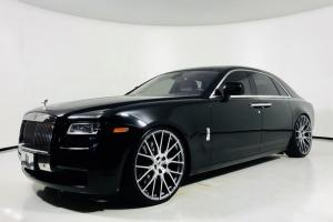 2019 Rolls-Royce Ghost on Forgiato Wheels (FLOW 001)