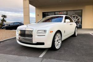 2019 Rolls-Royce Ghost on Forgiato Wheels (TEC 3.3)