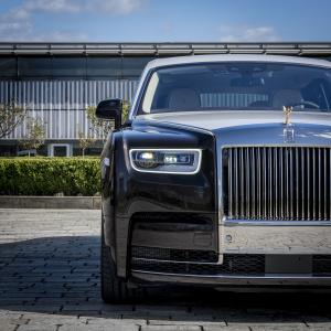 2019 Rolls-Royce Phantom Digital Soul