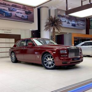 2019 Rolls-Royce Phantom Provenance Unique Piece