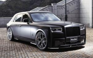 Rolls-Royce Phantom Sports Line Black Bison Edition by Wald