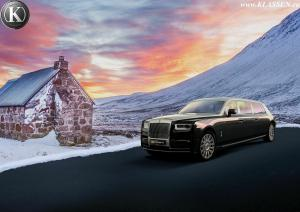 Rolls-Royce Phantom by Klassen 2019 года