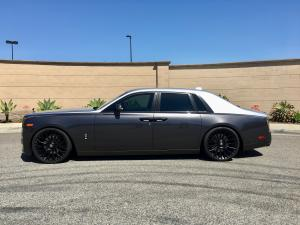 2019 Rolls-Royce Phantom on Forgiato Wheels (RDB-M)