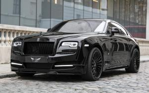 Rolls-Royce Wraith by ONYX Concept 2019 года