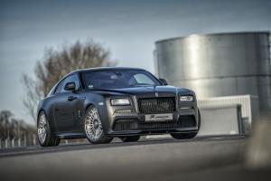 2019 Rolls-Royce Wraith by Prior Design