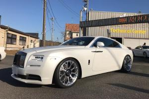 2019 Rolls-Royce Wraith on Forgiato Wheels (Drea-M)
