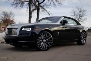 Rolls-Royce Wraith on Forgiato Wheels (Freddo-ECL) 2019 года