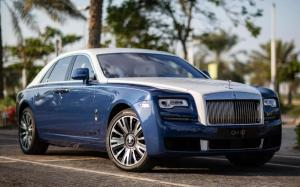 Rolls-Royce Ghost Inspired by Islamic Art 2020 года