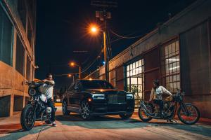 2020 Rolls-Royce Cullinan Black Badge The Auto Subcultures Of LA