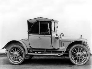 Rover 12 HP Coupe 1912 года