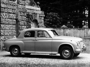 1954 Rover P4 75 Mark II