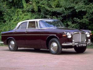 Rover P5 Coupe Mark II 1962 года