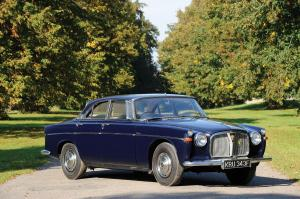 1965 Rover P5 Coupe Mark III