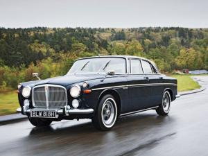 Rover P5B Coupe 1967 года