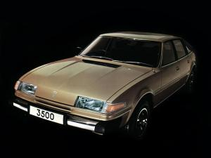 Rover 3500 (SD1) (UK) '1976