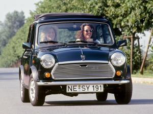1992 Rover Mini British Open Classic